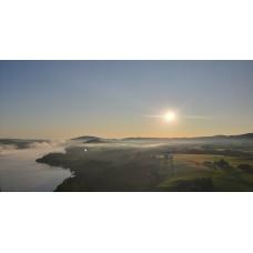 Exklusive Ballonfahrt im Salzburger Seenland - Mattsee - für bis zu vier Personen - ein ganzer Ballonkorb nur für Sie und Ihre Begleitung
