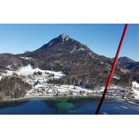 Exklusive Ballonfahrt in Zell am See - Winter Wonderland Tour -  für eine Person - maximal vier Passagiere im Korb