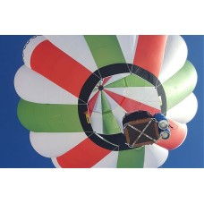 Exklusive Ballonfahrt im Salzburger Seengebiet - Raum Mattsee -  für zwei Personen - maximal 3 Passagiere im Korb