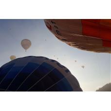 Exklusive Ballonfahrt am Chiemsee für vier Personen - ein ganzer Ballonkorb nur für Sie und Ihre Begleitung